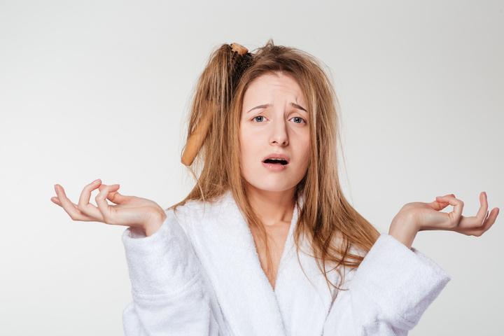 Stress Can Make You Lose Hair