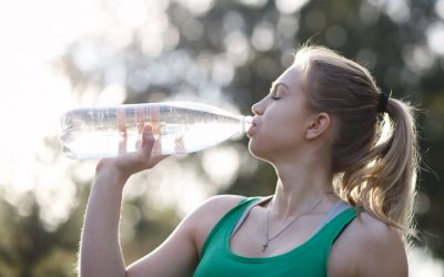 Water Can Help You Reduce Stress And Lose Weight!