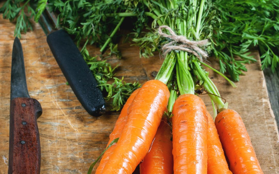 How Eating Carrots Can Help Hormone Imbalance