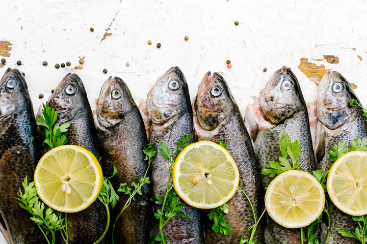 Lower Inflammation with Fish Oil